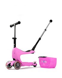 Micro Mini 2Go Deluxe Plus Roze
