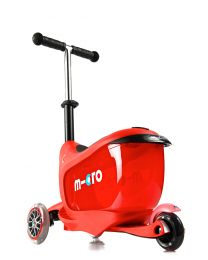 Micro Mini 2go Deluxe Plus Rood