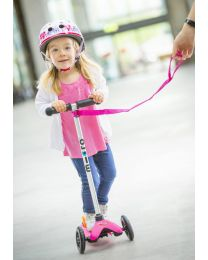 Scoot 'n Pull Roze