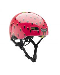 Baby Nutty Very Berry Gloss MIPS Helmet XXS