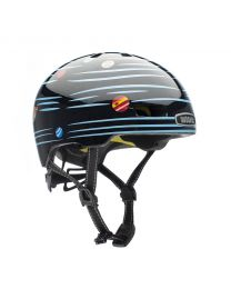 Little Nutty Defy Gravity Reflective MIPS Helmet S