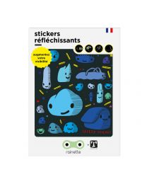 Rainette reflective stickers - SAFETY FRIENDS