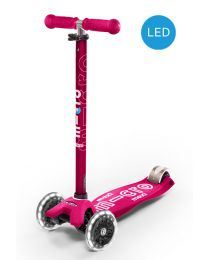 Maxi Micro Deluxe LED Pink