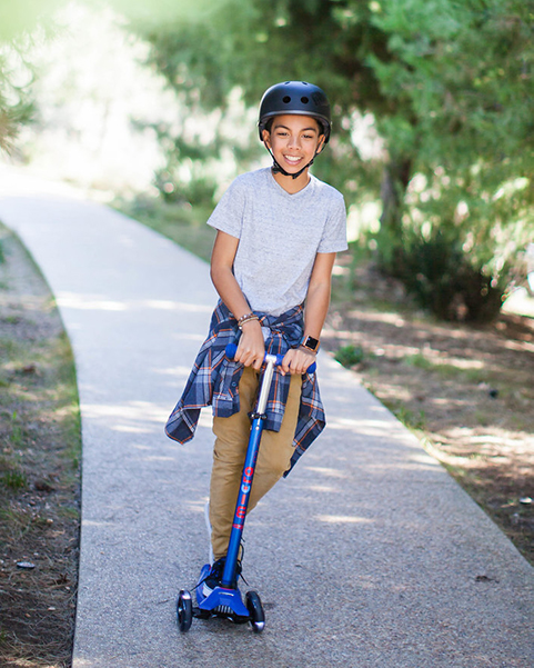 Micro Mobility scooters for kids